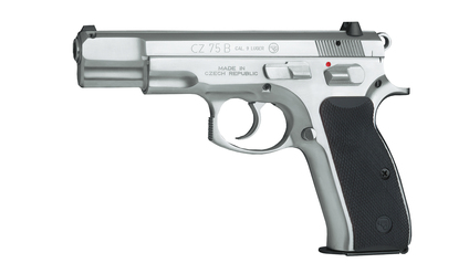 CZ Pistole CZ75 B Stainless 9 mm Luger