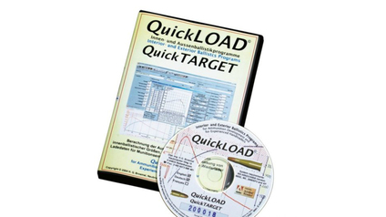 Quickload CD-Rom Manual Software Ballistikberechnung